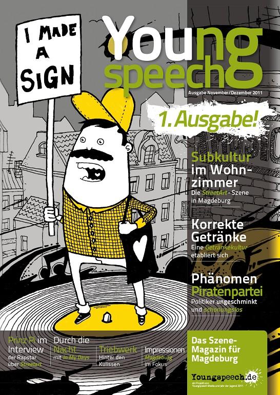 Youngspeech Ausgabe 1