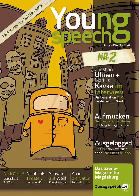Youngspeech Ausgabe 2