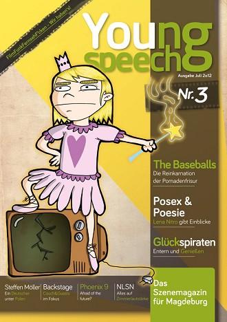 Youngspeech Ausgabe 3