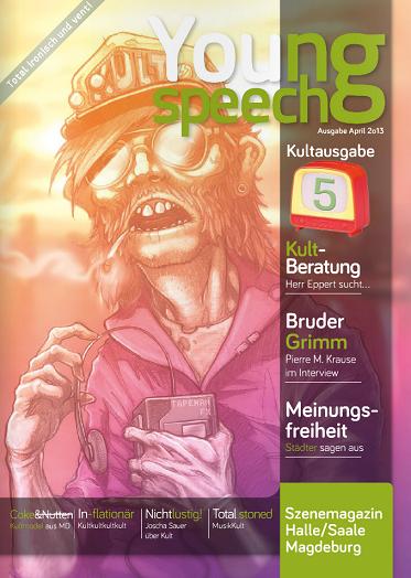 Youngspeech Ausgabe 5