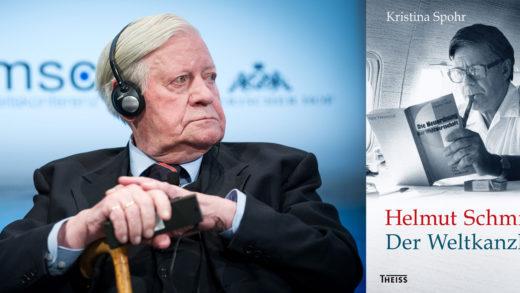 Rezension »Helmut Schmidt – Der Weltkanzler«