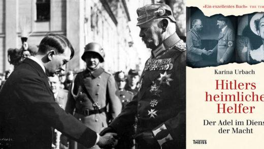 Neues Enthüllungsbuch – Hitlers heimliche Helfer